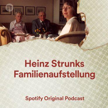 Heinz Strunks Familienaufstellung
