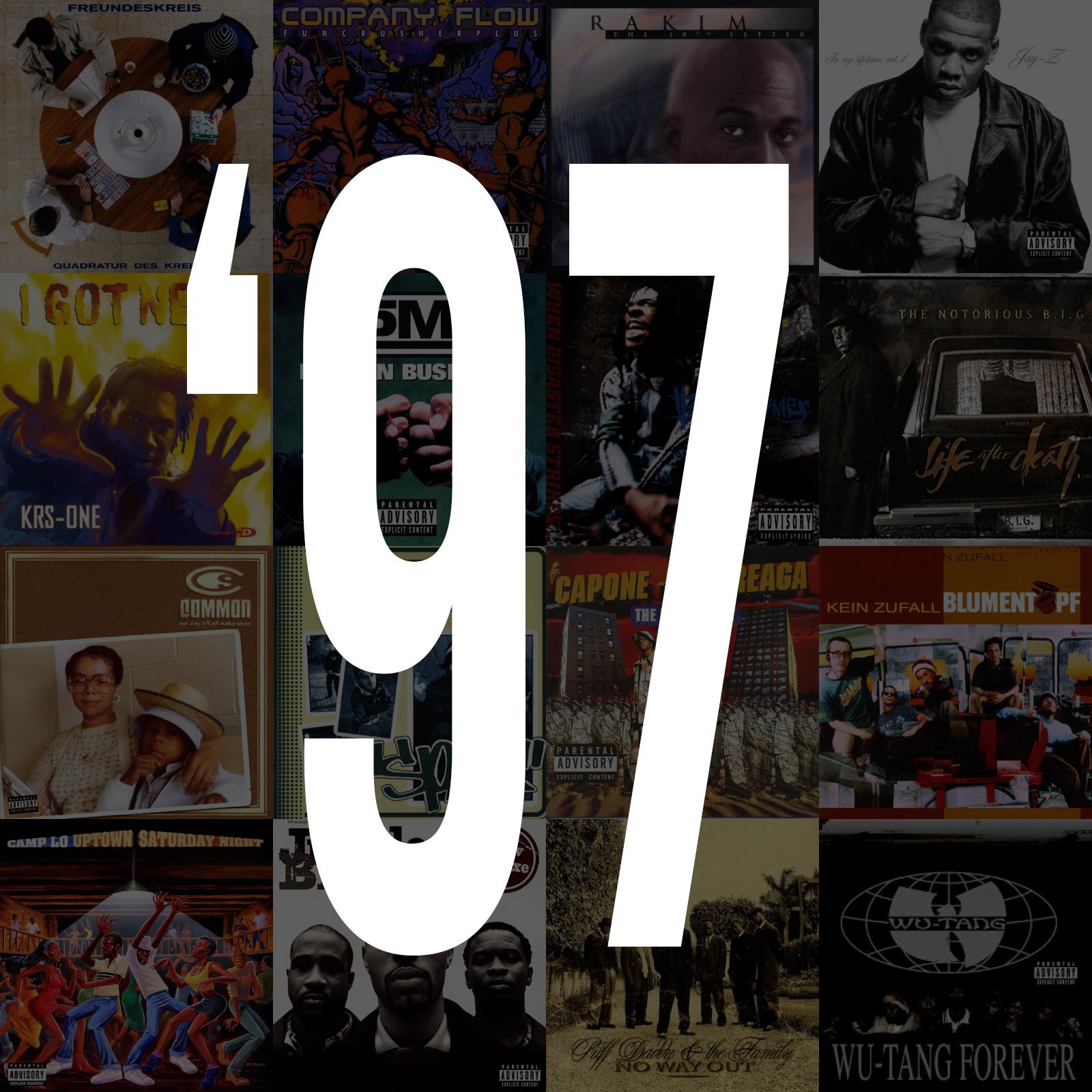 HipHop Klassiker 1997