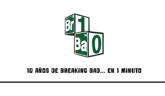 breaking bad in 1 minute