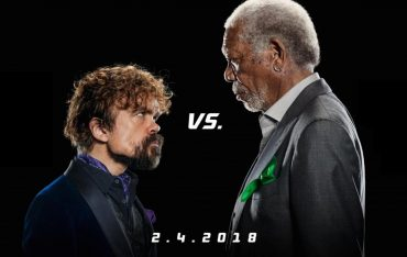 Peter Dinklage vs. Morgan Freeman