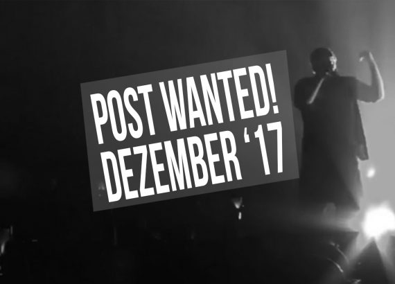 Blogbuzzter Post Wanted Jan 18