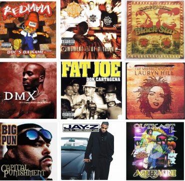 Best of 1998 Rap Mixtape Flo Motion