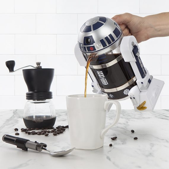 R2-D2 Kaffee Presse