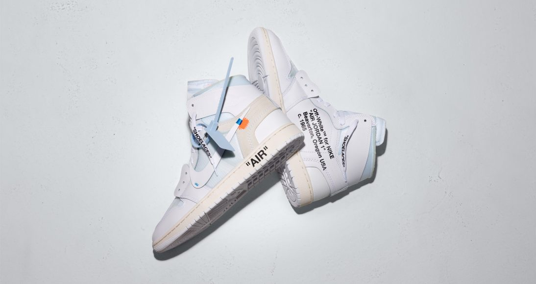 Air Jordan 1 Off White