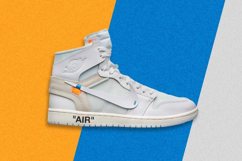 Air Jordan 1 Off White Storelist