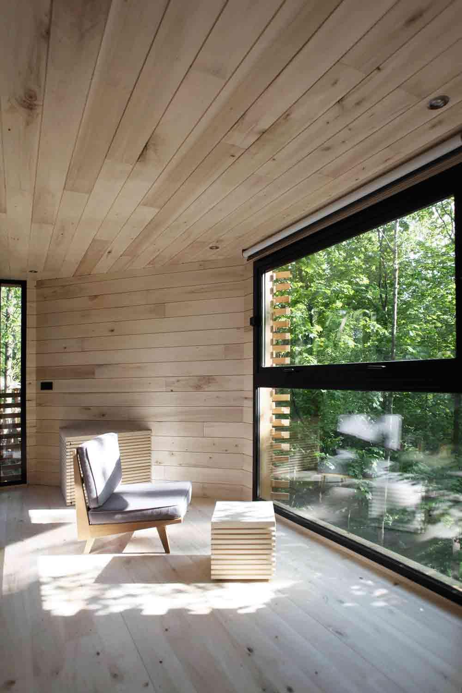 happy place mit aussicht ein design baumhaus. Black Bedroom Furniture Sets. Home Design Ideas
