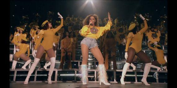 Beyonce Coachella Live