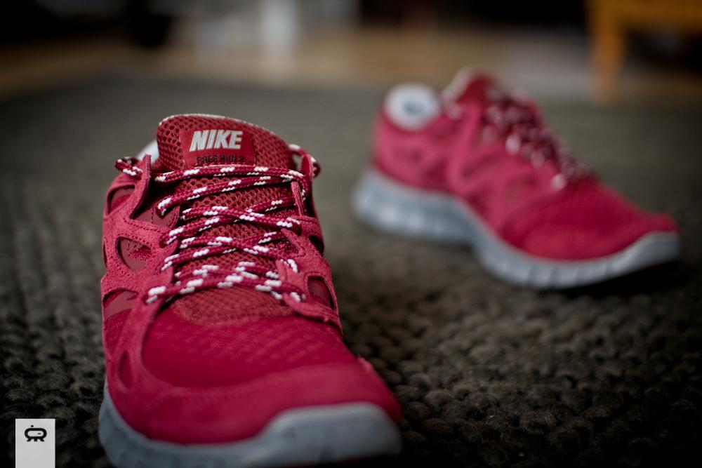 Nike Free Run 2 Team Red