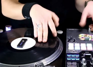 phase dvs turntable controller