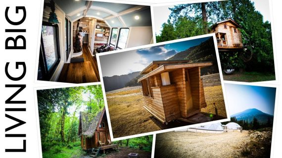 Top 5 Tiny Houses