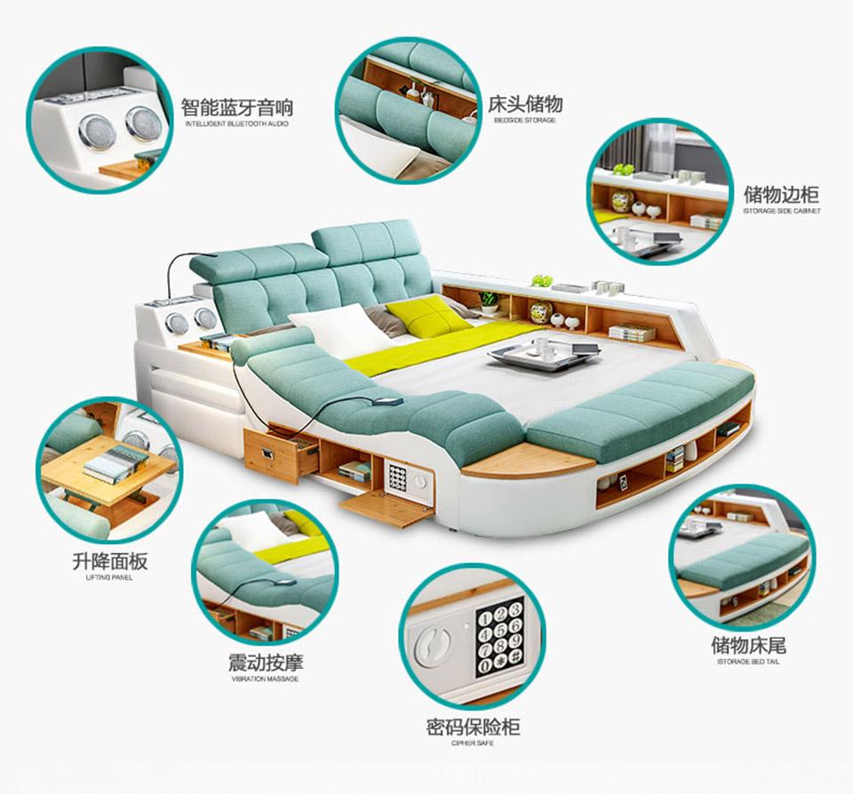 Das ultimative Bett