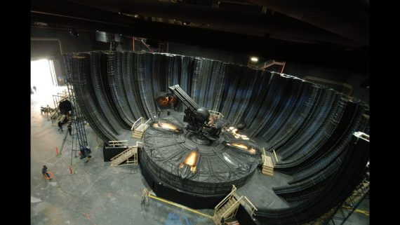 alien covenant behind the scenes