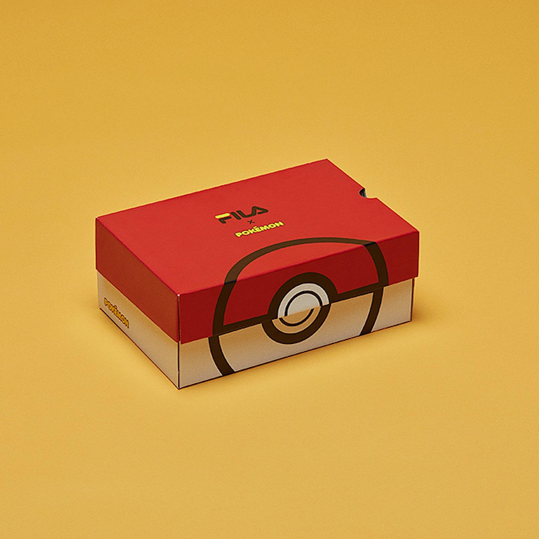 Pokemon x Fila
