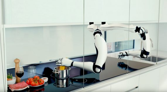 Robotic Kitchen – Kochroboter