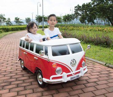 Elektrischer VW T1 Bulli