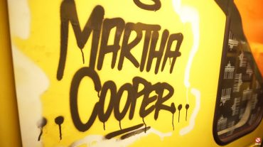 Martha Cooper 1UP