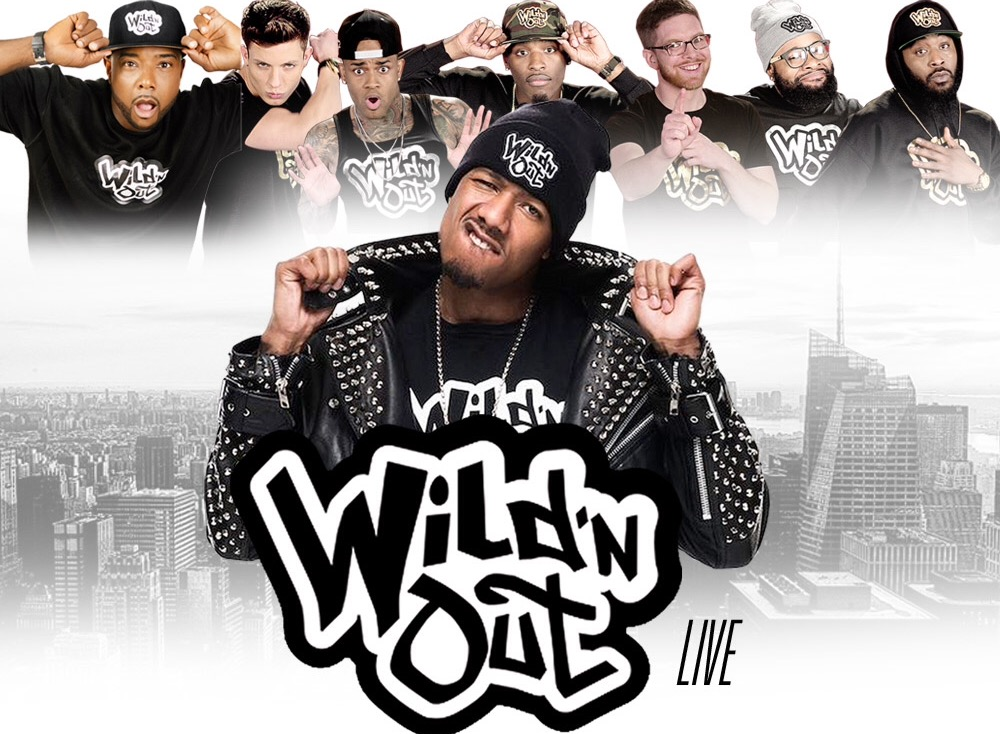 Wild N Out Nick Cannon