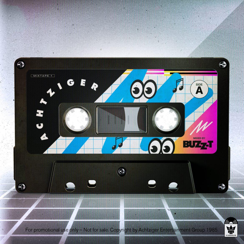 Achtziger Mixtape Buzz-T