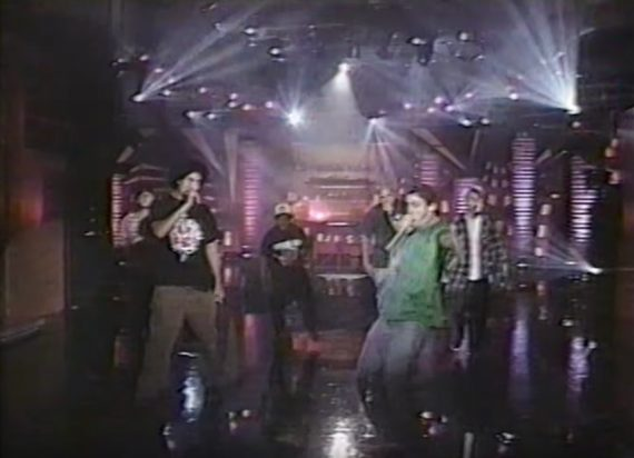 beastie boys cypress hill arsenio hall