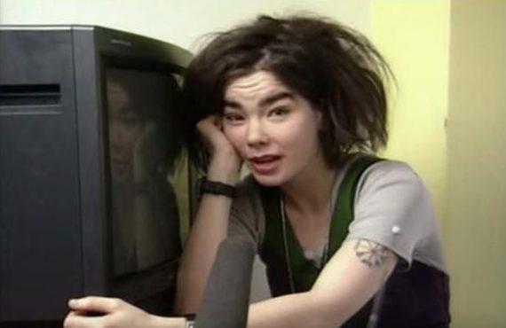 Björk erklärt TV