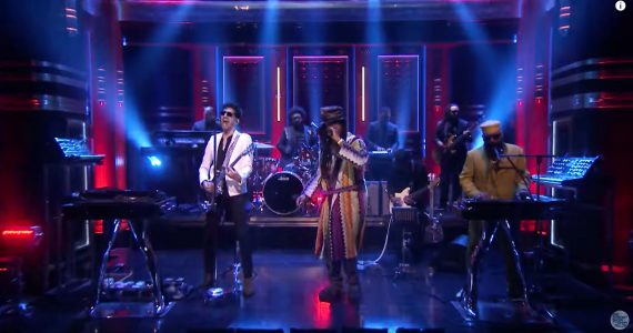 chromeo dram jimmy fallon