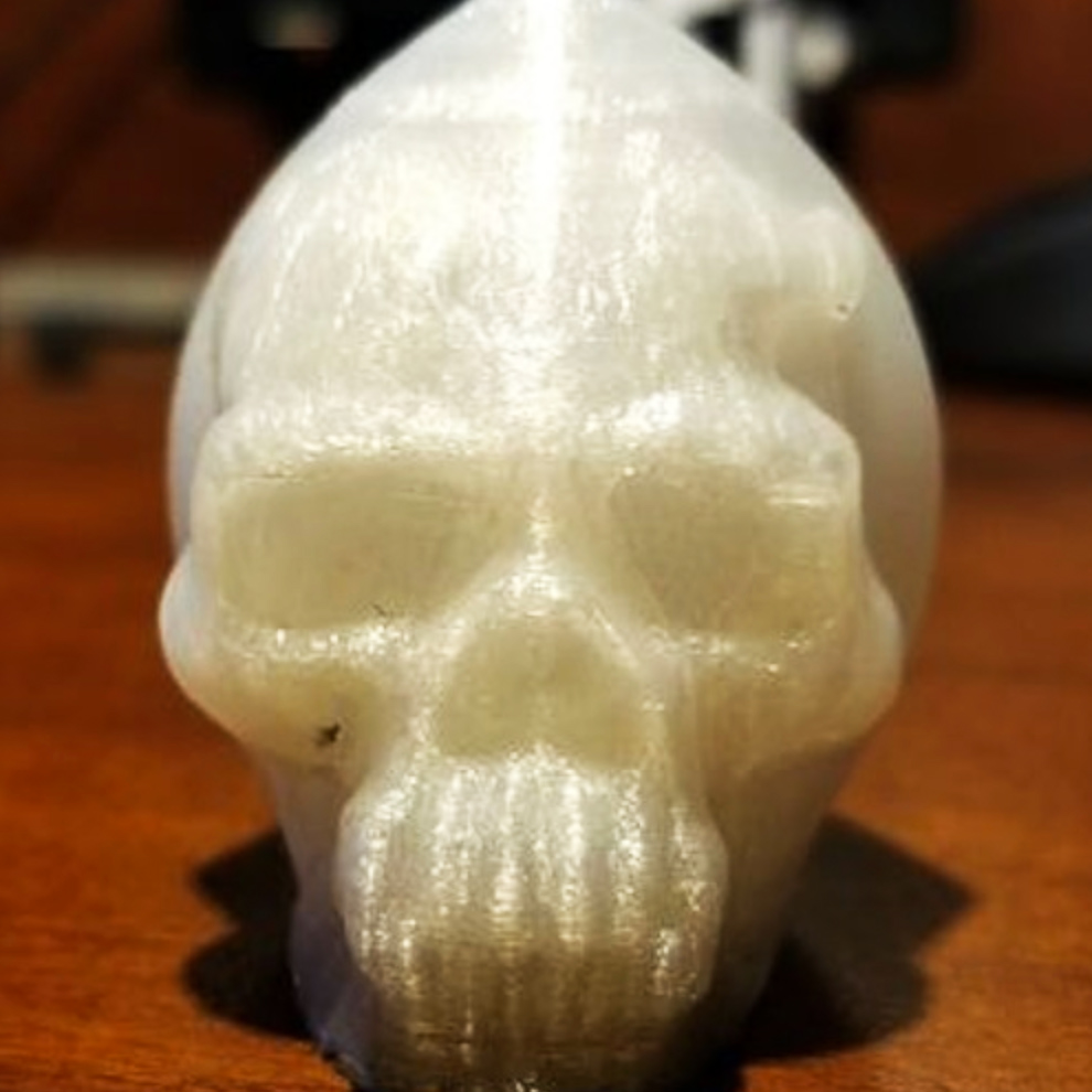 Death Whistle 3D Druck