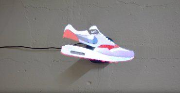 LED Hologramm Ventilator