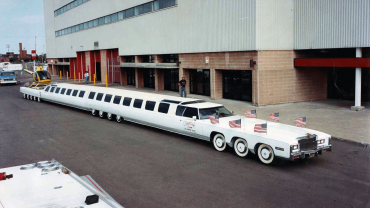 Aphex Twin Limousine