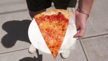 New York Slice Pizza