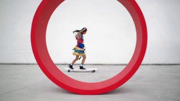 Longboarding x Ko Hyojoo x Vogue Japan