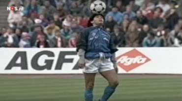 Maradona 1989 Life is Life