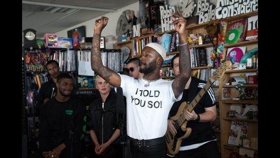goldlink tiny desk concert