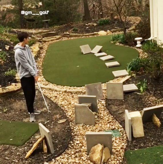 Golf Trickshots
