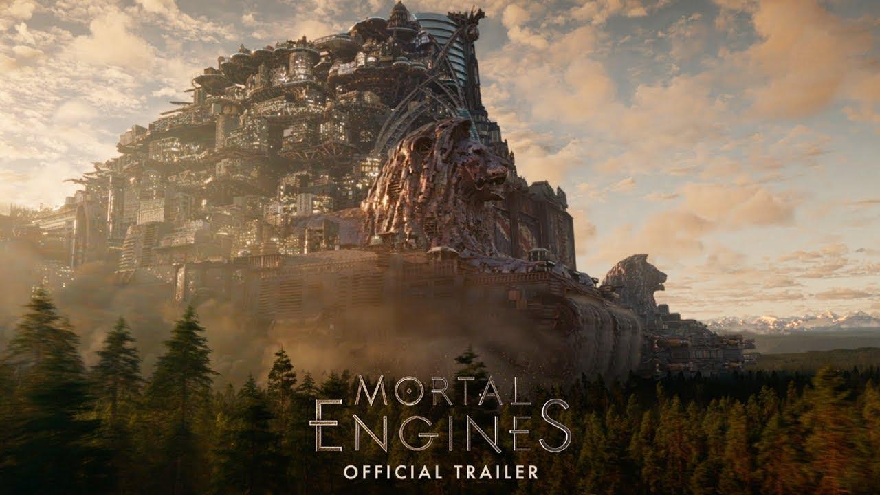 Mortal Engines Buch