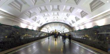 moskau u-bahn stationen supercut