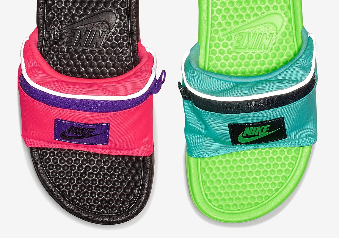 Nike Fanny Pack Slides