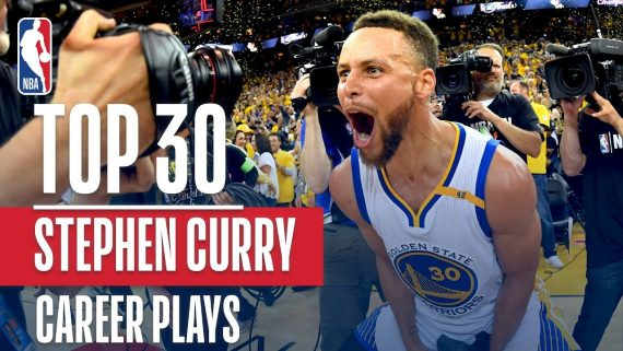 Steph Curry top 30 Plays