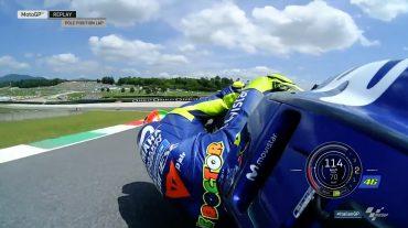Valentino Rossi Fastest Lap ever