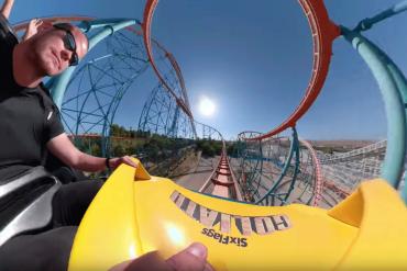 360 grad achterbahn