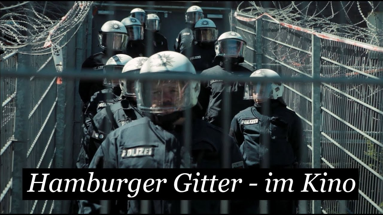 Hamburger Gitter Trailer