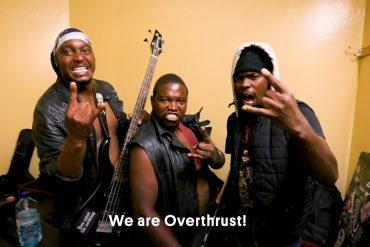 Overthrust