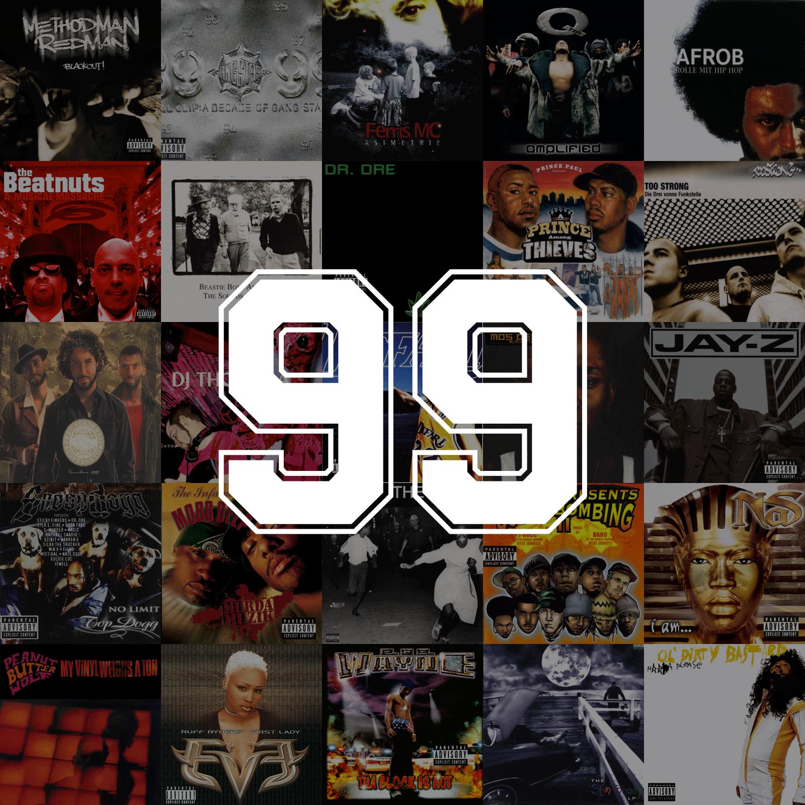 Best Of 1999 Rap Releases