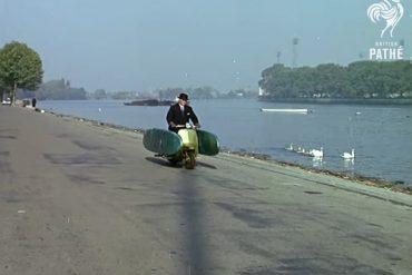 amphibien roller