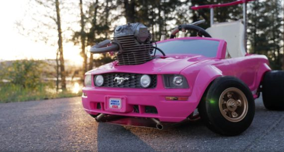 barbie car 250cc