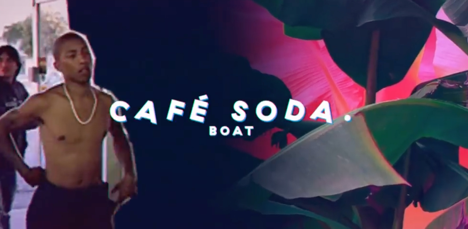 Cafe Soda Boat