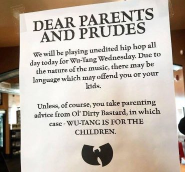 Wu-Tang is for the Children