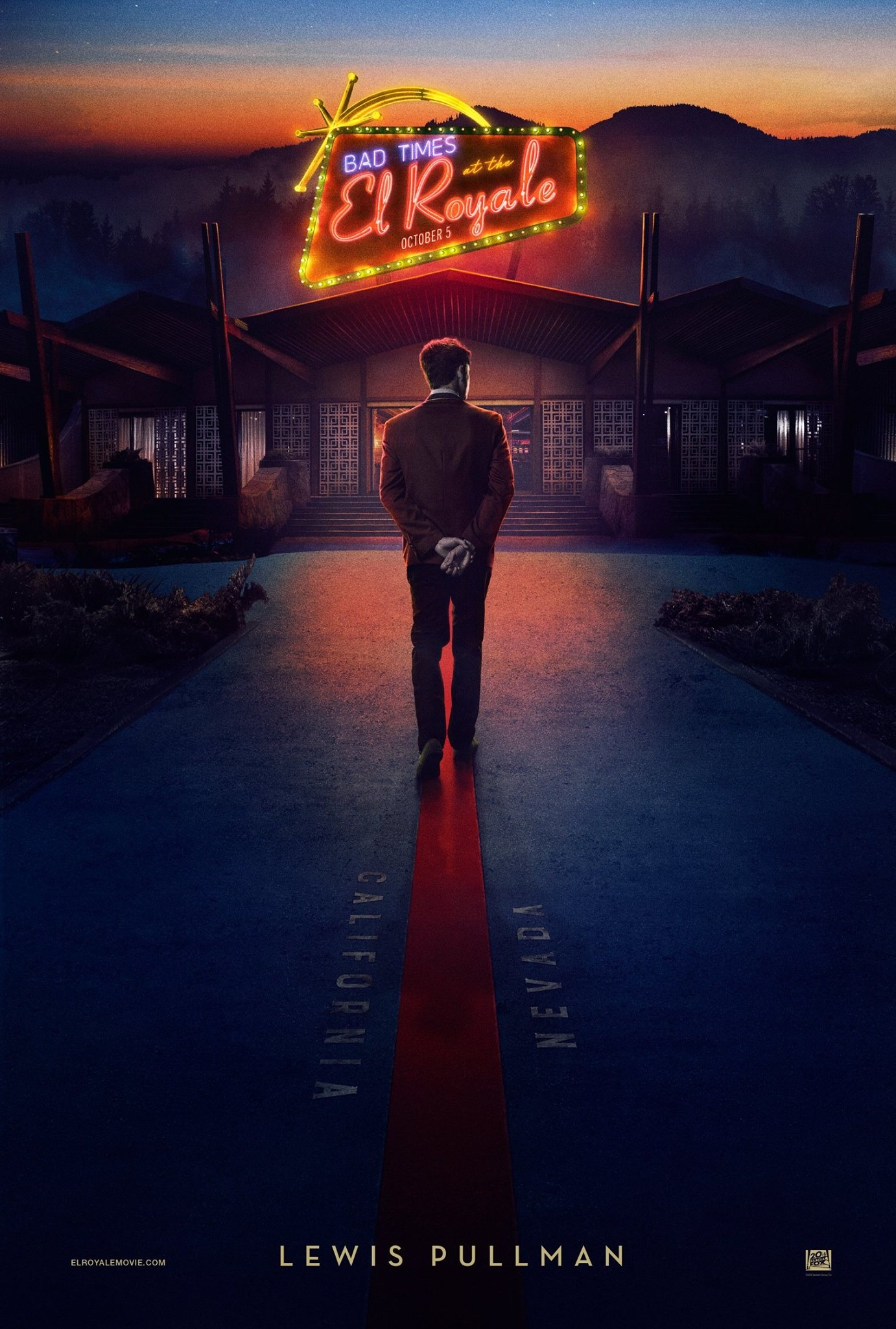 Bad Times at the El Royale Trailer