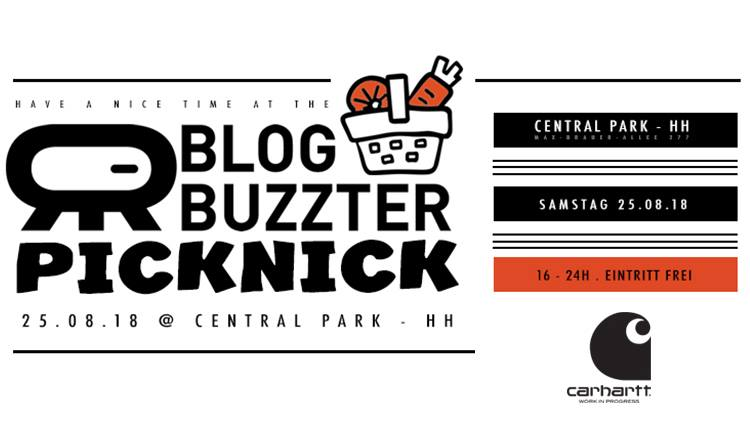 Blogbuzzter Picknick