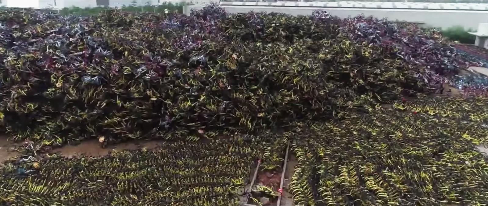 fahrradfriedhof china