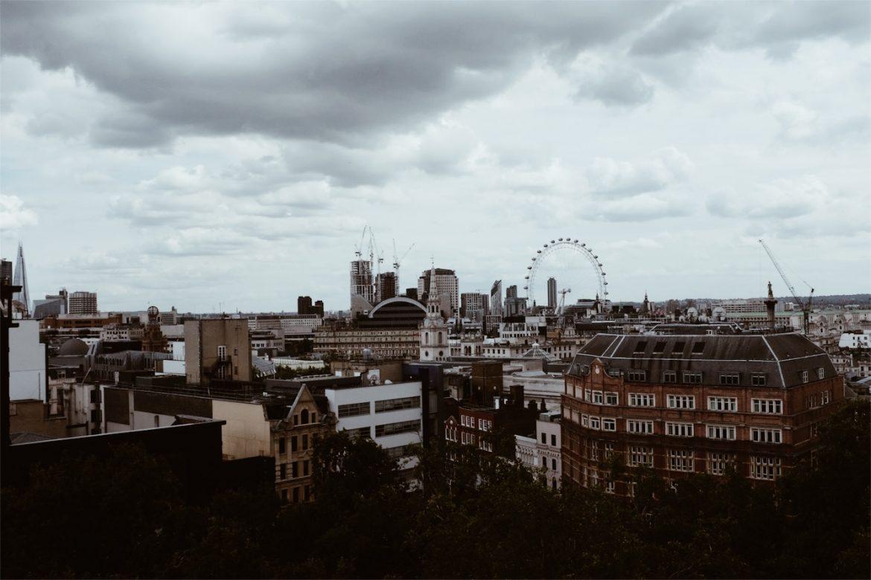 London mit Sennheiser